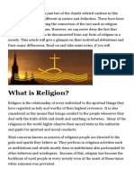 difference between religion and culture.docx