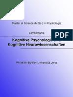 Msc Neuro Ueberblick