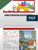 Caracterizacion Sociocultural