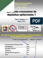 1.-2hrs_Que Tanto Conocemos Sobre Yacimientos Epitermales Alta, Intermedia, Baja Sulfuracion
