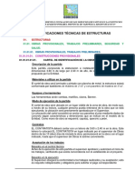 Esp. Tec. Estructura Yacumarca