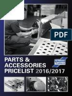 IWT Parts Pricelist 04 17
