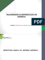 Estrutura Org Do Setor Elétrico Brasileiro (Parte 1)