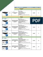 Lista de Productos y Precios-JOVISION GUARICO CA 18-09-2019