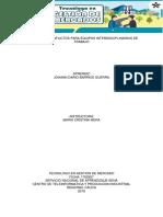 Solución de Conflictos Para Equipos Interdisciplinarios de Trabajo