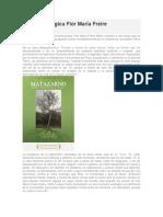 Poesía Ecológica Freire