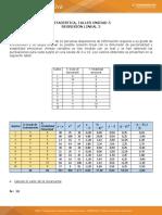 Actv 8 Regresion y Correlacion Lineal