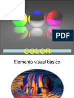 color teoría