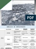 Aspecto Estructurales- Marco Lógico