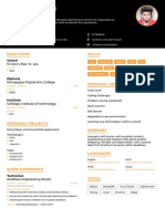 SADAM's Resume (2)