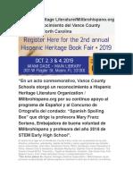 Literatura Hispana en Us