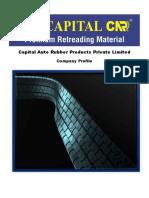 Capital Rubber Profile