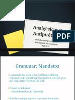 Analgésicos y Antipirético_students