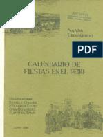 1996 - Leonardini - Calendario de Fiestas en el Perú.pdf