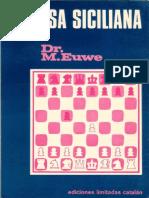 Euwe Max - Defensa Siciliana, 1976-OCR, 256p.pdf