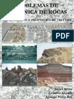 Libro.- Problemas de Mecanica de Rocas (Fundamentos e Ingenieria de Taludes)