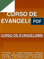 12- 15 Curso de Evangelismo
