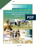 Catálogo General de 16-17