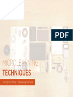 Microlearning eBook Allencomm