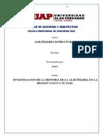 Historia Albañileria 2019