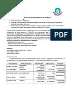 LISTADO MEDICAMENTOS JULIO18