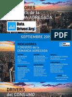 Data Driven Argentina - Indicadores y Drivers de La Demanda Agregada - Septiembre 2019