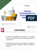 proceso psicodiagnostico