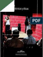 Etnografía. Alcances, Técnicas y Éticas