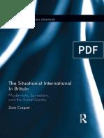 The Situationist International - Sam Cooper