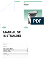 Manual de Instrucoes TM5