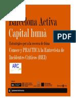 Conoce y Practica Entrevista Incidentes Criticos