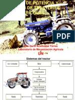Analisis de Potencia de Tractores Agrícolas 01-2019