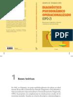 Opd-2 - Diagnóstico Psicodinámico Operacionalizado