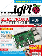 The MagPi_ The official Raspberry Pi magazine_ Electronics Starter Guide Issue 64 December 2017.pdf