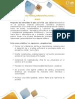 Presentación Del Cuso Práctica Profesional Escenario 1