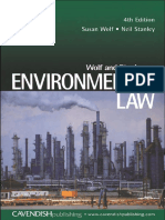 Wolf and Stanley on Environmental Law 4 e
