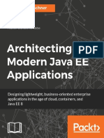 Architecting Modern Java EE Applications_ Designing Lightweight, Business-Oriented Enterprise Applications in the Age of Cloud, Containers, And Java EE 8