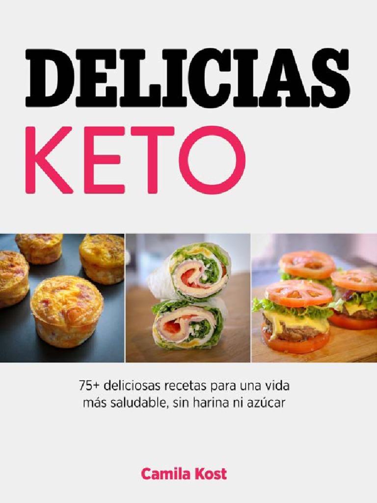 recetas de dieta keto gratis en línea