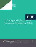 1ra Guía Para La Gestión Del Employee Experience 2019