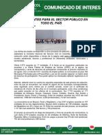 22.000 Vacantes Sector Publico.