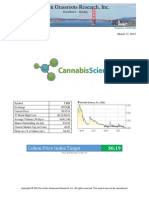 Cbis Analyst Report Cohengrassrootsresearch 03-14-2015