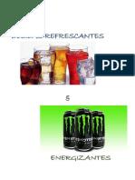 BEBIDAS REFRESCANTES - exposicion