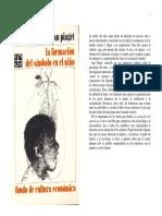La formación del símbolo en el niño (PDF)