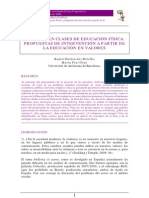 BoletimEF.org Bullying en Clases de Educacion Fisica