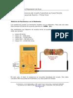 Leccion I - Mediciones practicas con Multimetro.unlocked.pdf