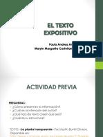 EL TEXTO EXPOSITIVO.pptx