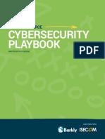 Open Source Cybersecurity Playbook Pete Herzog