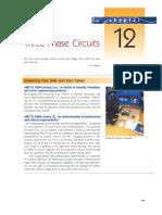 Chap 12 - Three Phase Circuit (Sadiku, 4th Ed).pdf