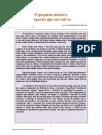 Sermao O pequeno numero daqueles que sao salvos.pdf