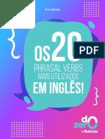 E-Book  Phrasal Verbs